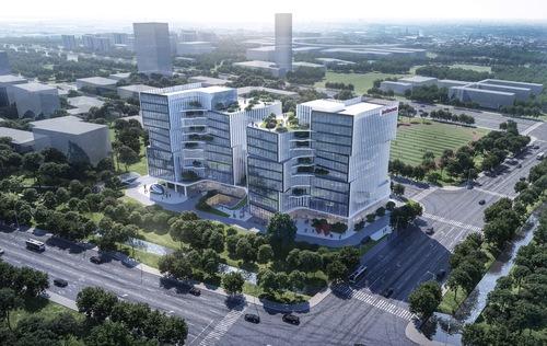 杭政工出【2020】11号新制造业项目(拓英大厦)